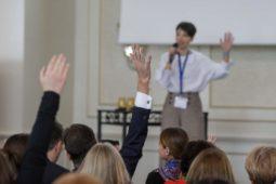 O conferință internațională despre coaching: ceva util pentru educație?