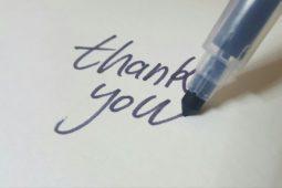 Mulțumesc! – ultimul panaceu în dezvoltarea personală?