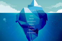 Fața nevăzută a iceberg-ului