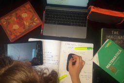 """Copiii din """"izoleta educațională"""" și online-ul de peste panică"""